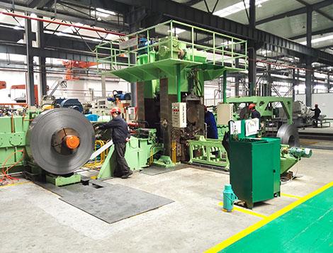 4-hi rolling mill