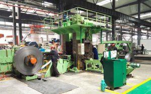 4-hi steel mill