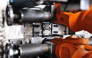 6-hi steel rolling mill