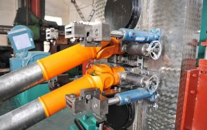6-hi steel strip rolling mill machhine