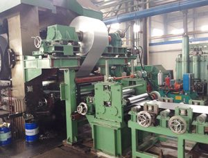 composite plate rolling mill