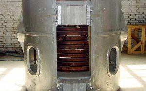 medium frequency melting furnace