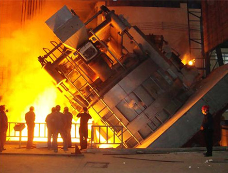 Submerged Electric Arc Furnace Ferroalloy Furnace