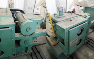 chopping shear mechanical equipment