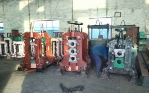 roughing rolling mill units