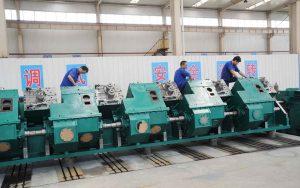 rolling mill unit