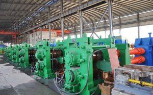 mini re-bar rolling mill