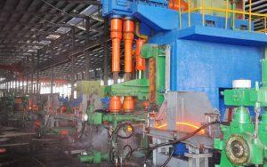 rebar rolling mill machine