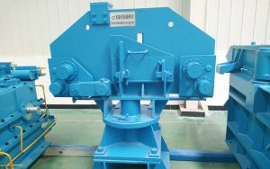 vertical loop before finishing mill