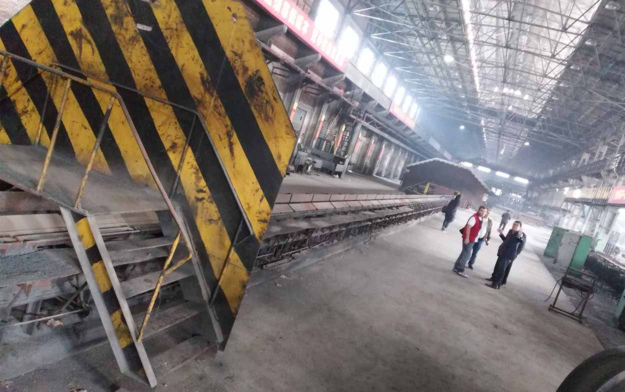 rebar rolling mill plant