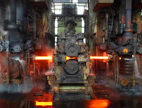 used-wire-rod-rolling-mill