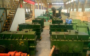 second-hand-wire-rod-rolling-mill-machine