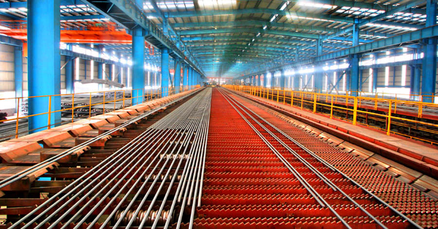 rebar rolling mill manufacturer