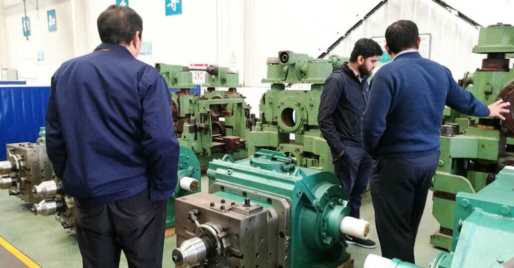 Wire rod Block mill and Roughing Mill