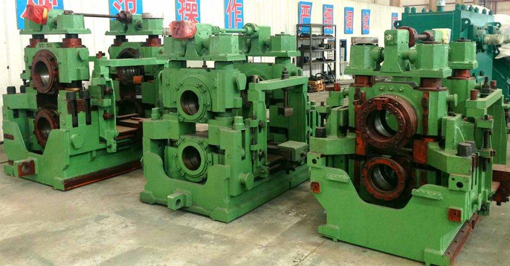 short-stress-rolling-mill-machine