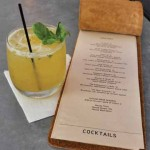 The Ambassador's Wife is one of several drinks mixed up especially for Proof by one of its enterprising mixologists.
