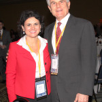 Attorneys Betsy Johnson and Steve Rushcell of Stites and Harbison