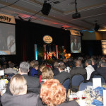 House Speaker Greg Stumbo speaks to a sold-out crowd at Kentucky Chamber Day.