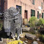 Historic Buffalo Trace Distillery is owned by the Sazerac Co.
