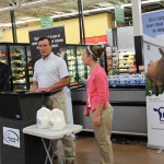 Dairy farmer Dante Carpenter of Russell Springs talks about what Udderly Kentucky means to his family, including daughter Elise.