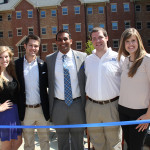 Members of the Student Government Association