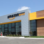 """The Amazon Customer Service Center, nicknamed """"Win,"""" is located on Rolling Hills Lane in Winchester."""