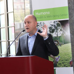 Tim Huval, chief human resources officer for Humana.