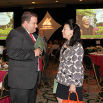 The Leadership Louisville Luncheon at the Galt House offered plenty of networking opportunities.