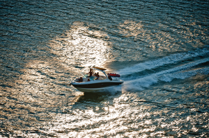 Visitors venture to Lake Cumberland for houseboating, skiing, fishing and relaxing each summer. The lake's half-dozen marinas rent houseboats, ski boats, water scooters and other water recreation equipment