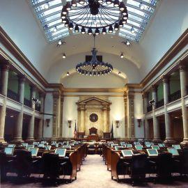 Kentucky-legislature-legislative-senate-house-chamber-Frankfort-capital-