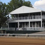 The trackside Breakfast Marquee will host Breeders' Cup participants and VIPs each morning of Breeders' Cup Week.