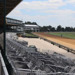 217 tiered Loge Boxes will seat six and are positioned just below the permanent Grandstand boxes.