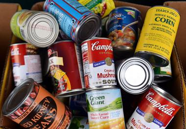 Lexington Parking Authority To Conduct Food For Fines Program For