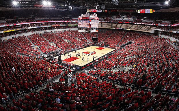 KFC Yum! Center's 29 concerts for fiscal 2019 was record - Lane ...