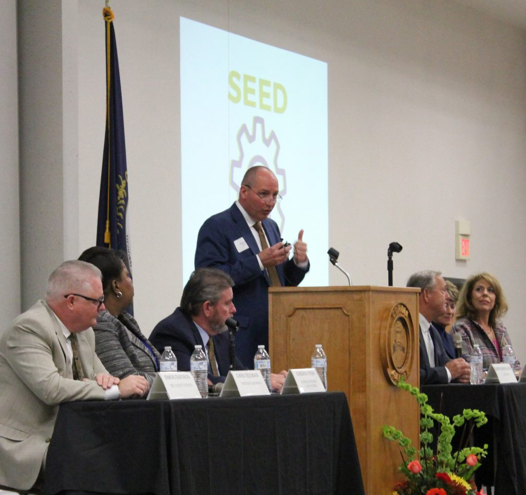 Second annual SEED Contracting Symposium connects business