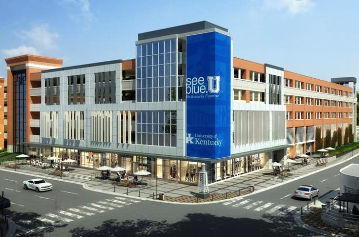P3 project on UK campus breaks ground on $34M mixed-use