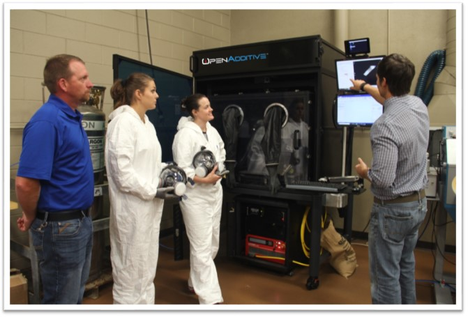 Somerset Community College adds metal additive manufacturing