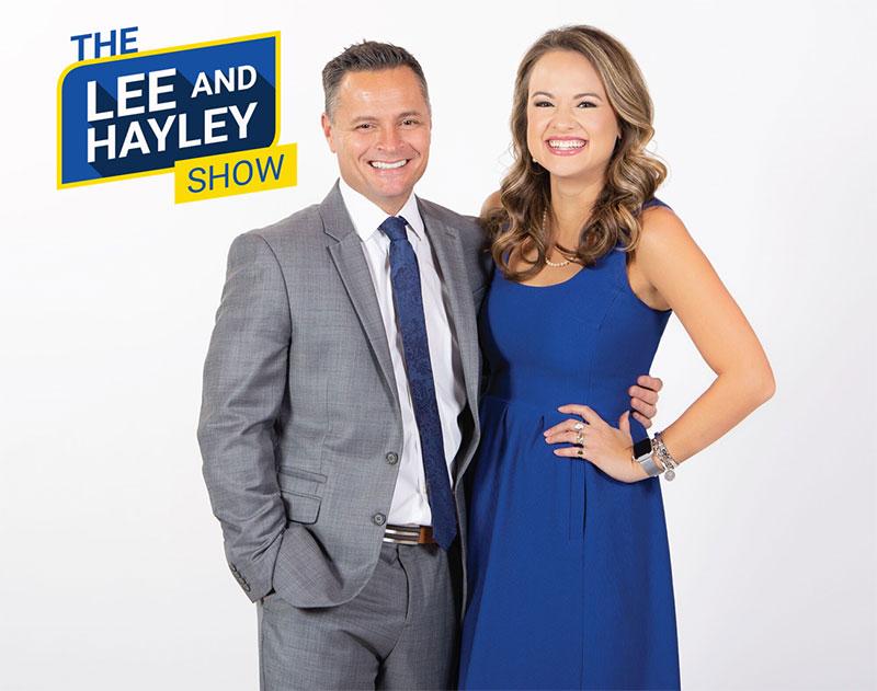 Lee Cruse, Hayley Harmon return to TV ... on ABC 36 - Lane Report |  Kentucky Business & Economic News