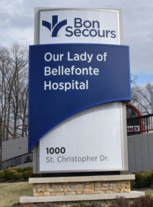 our lady of bellefonte hospital