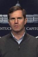 Kentucky Gov. Andy Beshear, COVID-19