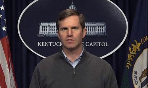 Kentucky Gov. Andy Beshear, COVID-19, school