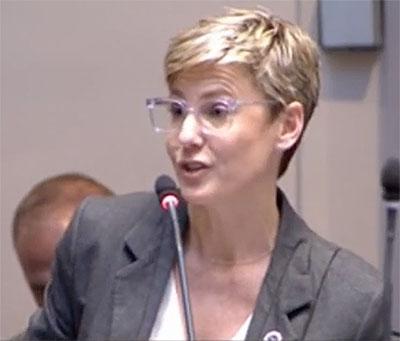 Rachel Roberts, D-Newport.