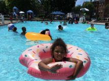 Covington pool