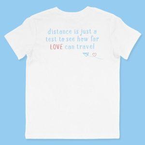 Bellas Bliss Love Travels T-Shirt