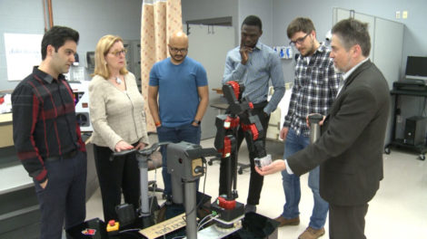 Adaptive Robotic Nursing Assistant