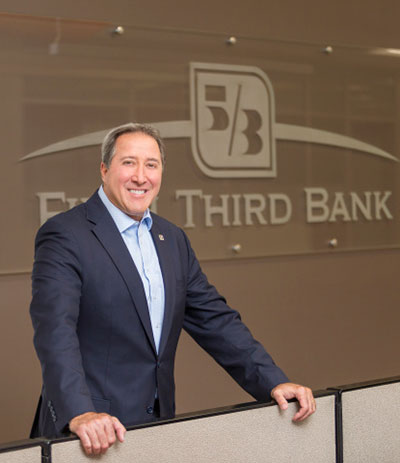 Greg Carmichael, Fifth Third's chairman, president and CEO (Business Wire)