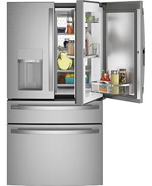 four-door refrigerator