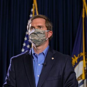 andy beshear face mask
