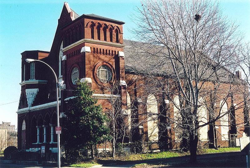 Chestnut Street Baptist/Quinn Chapel African Methodist Episcopal (A.M.E.) Church in Louisville