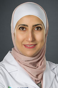 Dr. Maali Milhem
